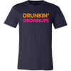 Image of Drunkin´ Grownups T-Shirt