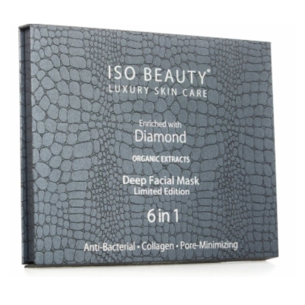 Deep Facial Diamond Mask 6pc Set