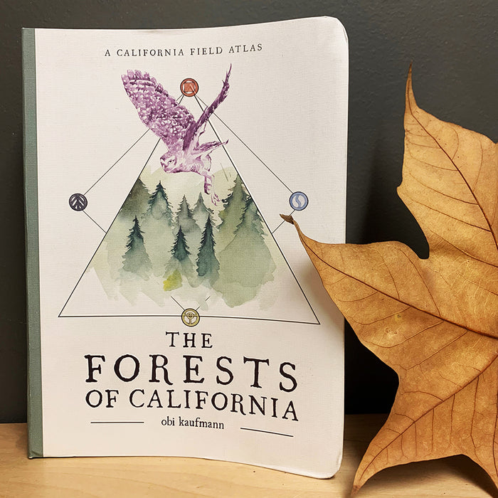 Library: The Forests of California