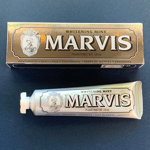 Wellness: Marvis Whitening Mint Toothpaste