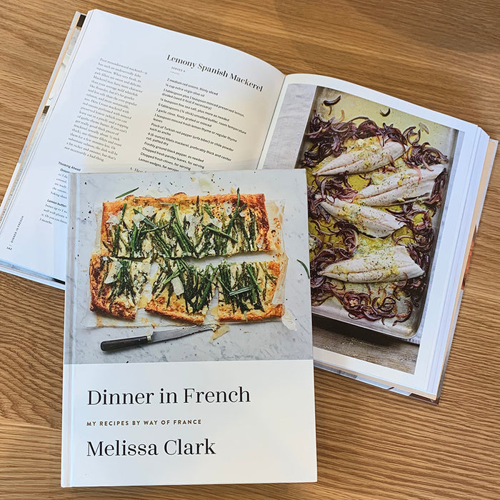 Library: Dinner in French