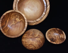 Home: Olive Wood Nesting Bowls