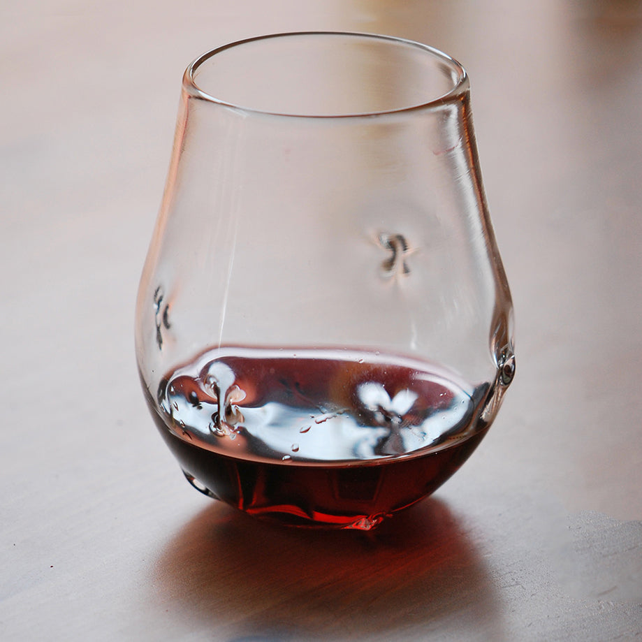 Home: Handblown Stemless Wine Glass