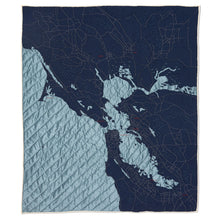 Home: San Francisco Bay Quilt