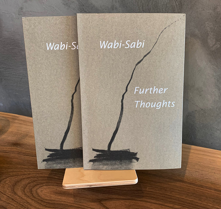 Library: Wabi Sabi  Further Thoughts