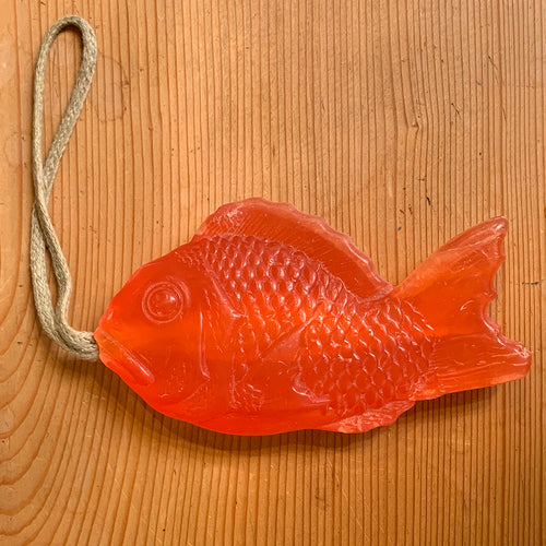 Home: Welcome Fish Soap