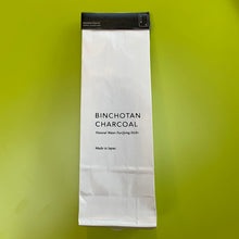Wellness: Binchotan charcoal water purification