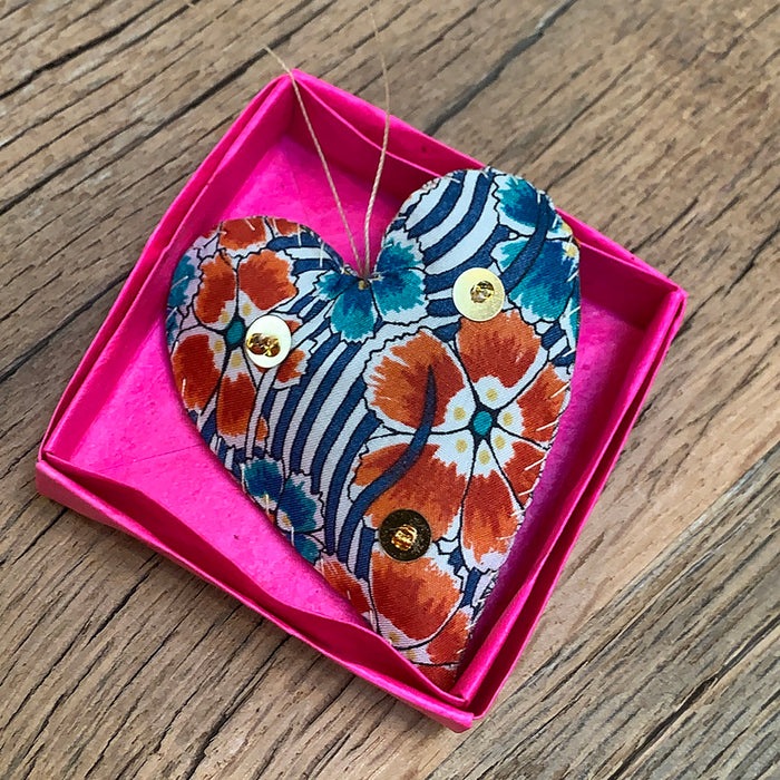 Home: Handcrafted Heart from Oaxaca