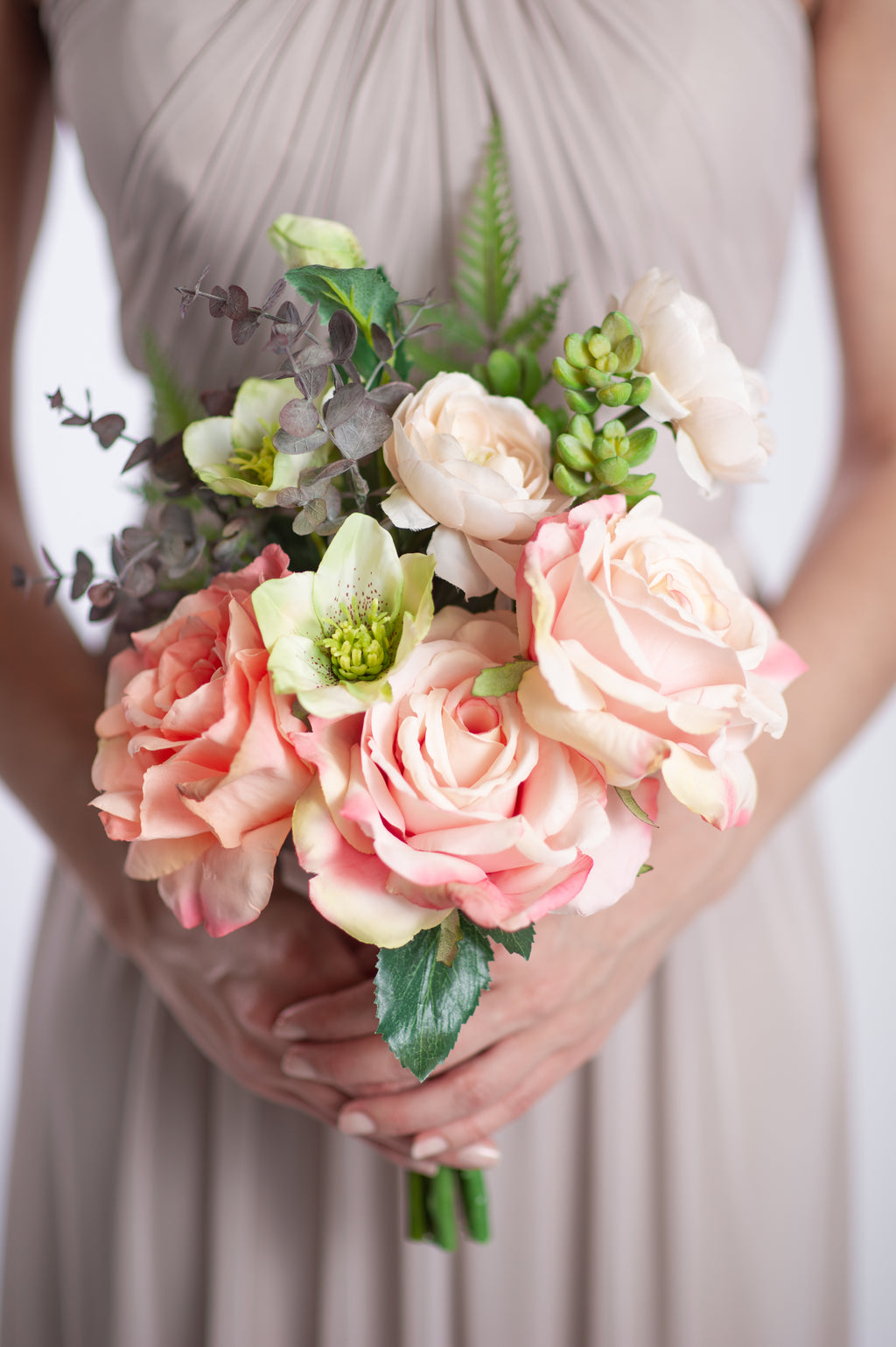 Cameron Bridesmaid Bouquet