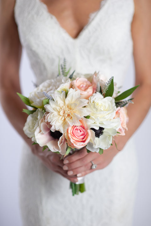 Charlotte Bridal Bouquet