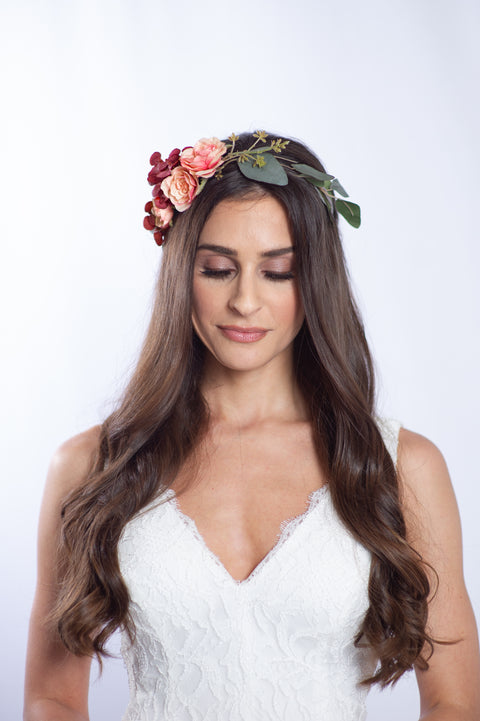 Kimpton Floral Crown