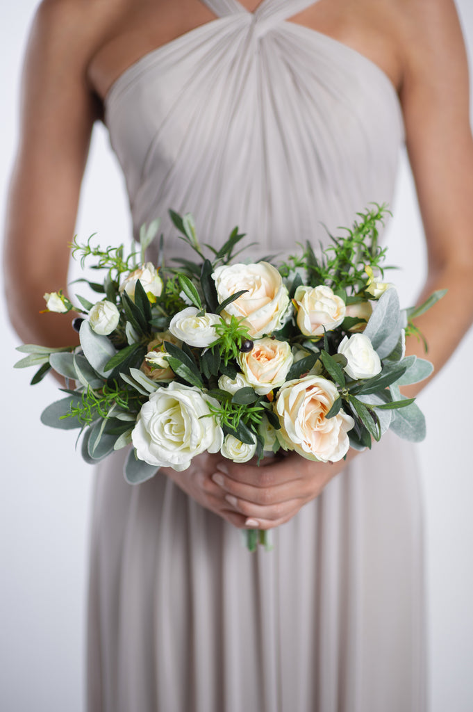 Olivia Bridesmaids Bouquet
