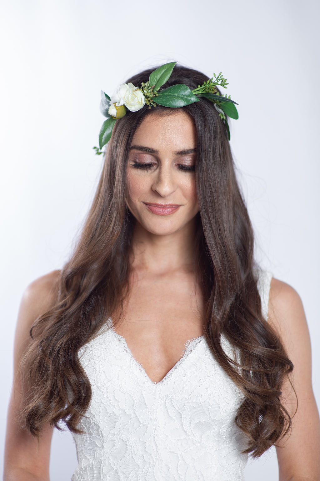 Shelbie Floral Crown