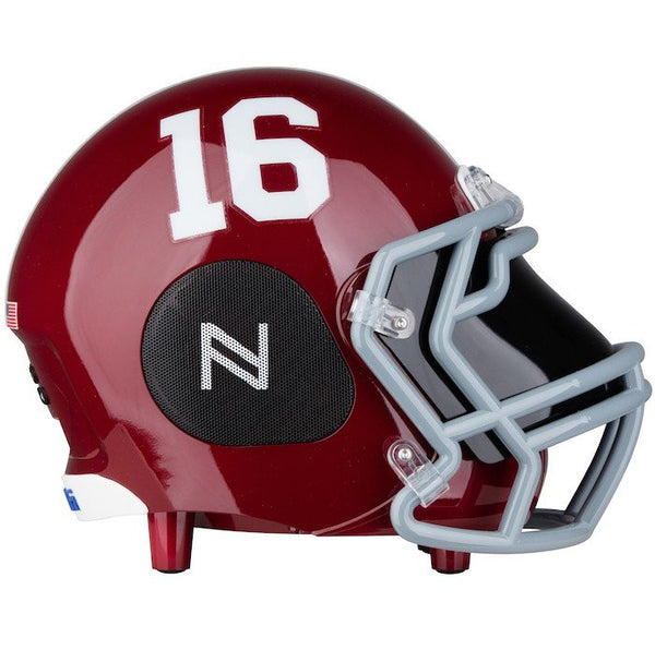 Alabama Crimson Tide Football Helmet Bluetooth Speaker
