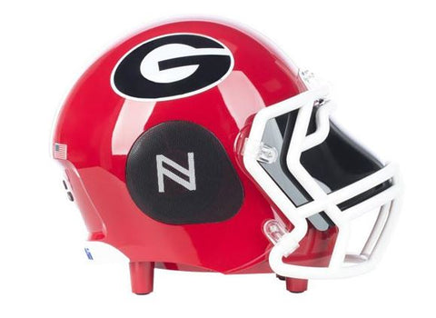 Georgia Bulldogs Football Helmet Bluetooth Speaker