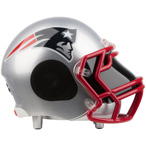 New England Patriots Football Helmet Bluetooth Speaker