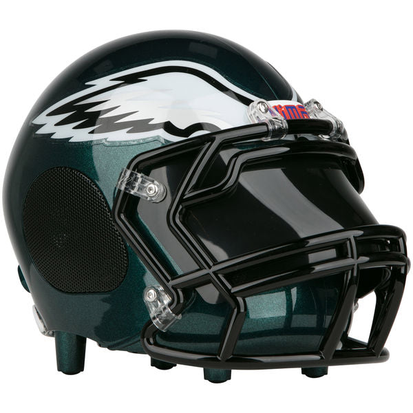 Philadelphia Eagles Football Helmet Bluetooth Speaker