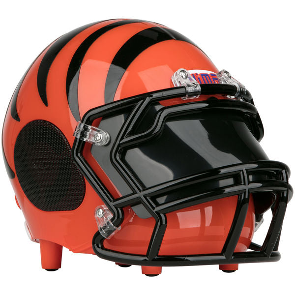 Cincinnati Bengals Football Helmet Bluetooth Speaker