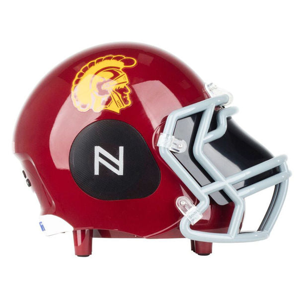 USC Trojans Football Helmet Bluetooth Speaker