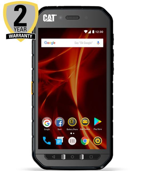 Cat® S41 Unlocked Smartphone - Share the Power