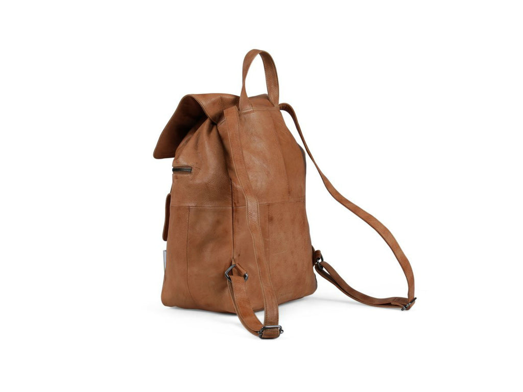 Day & Mood Hannah Backpack in Cognac