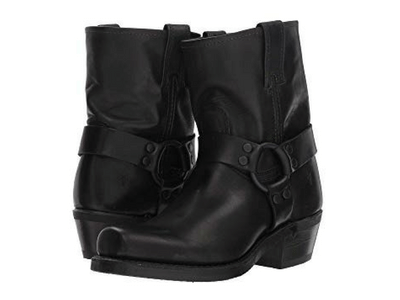 Frye Harness 8R in Black