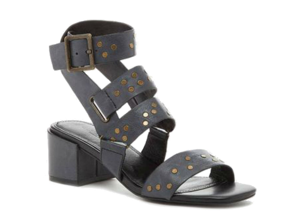 Kelsi Dagger Brooklyn Seabring Sandal in Black