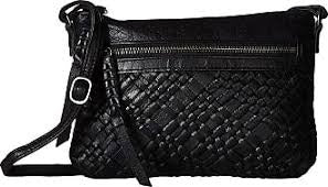 Day & Mood Panna Crossbody - Black