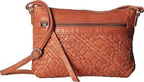 Day & Mood Panna Crossbody - Cork