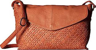 Day & Mood Panna Shoulder Bag - Cognac