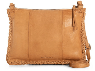 Day & Mood Pixie Crossbody - Camel