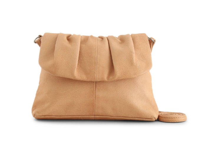 Day & Mood Loell Crossbody in Camel