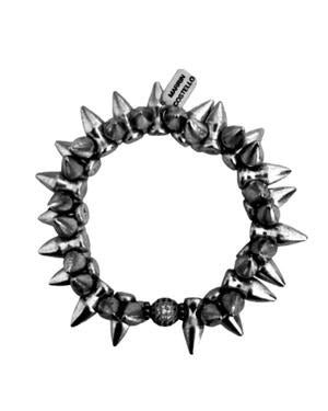 Marrin Costello Bowzer Bracelet - Gunmetal