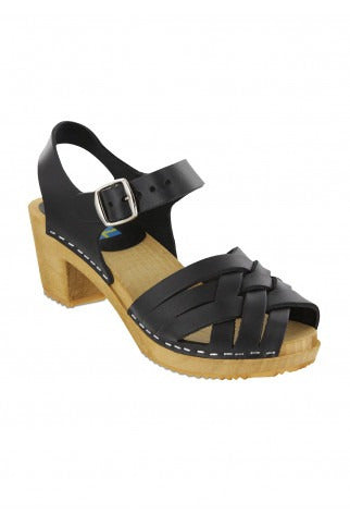 MIA Bety Clog in Black