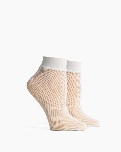Women's Jazz Socks - White