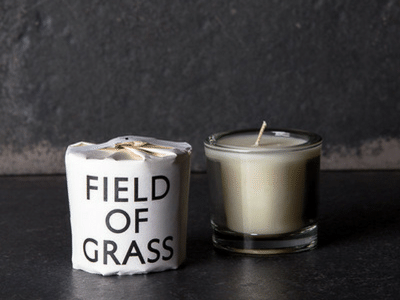 Tatine Field Of Grass Votive 2oz