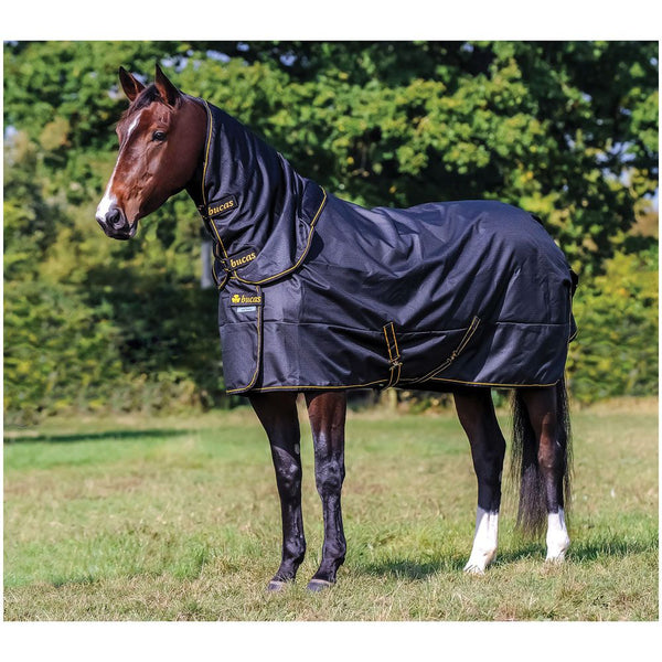 Bucas Irish Turnout 50g Navy / Rug only