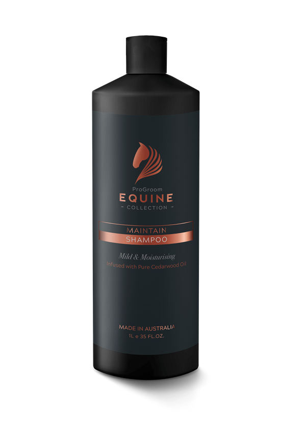 PRO GROOM EQUINE COLLECTION - MAINTAIN