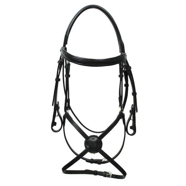 Bliss of London Loxley Cutaway Grackle Bridle