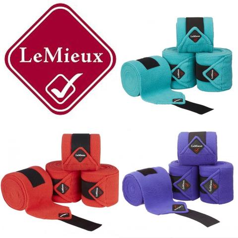 Le Mieux Polo Bandages - 10 colour options available !