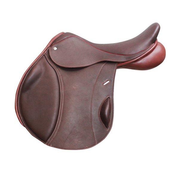 Loxley by Bliss Monoflap Jump Saddle