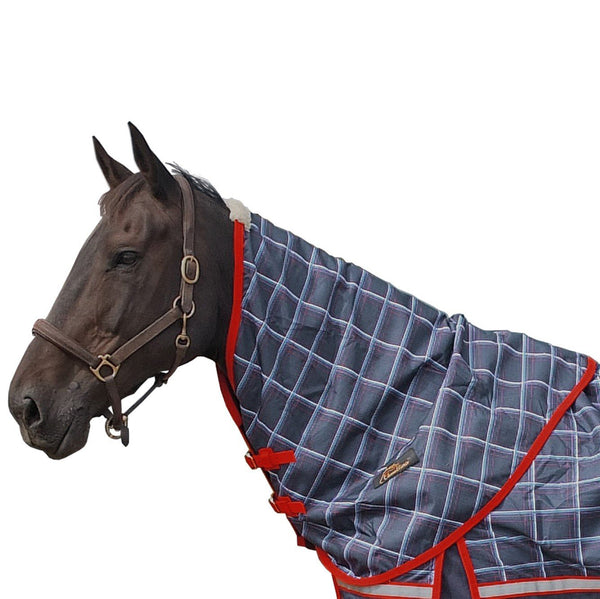 CAVALLINO YORKSHIRE NO FILL TURNOUT NECK RUG