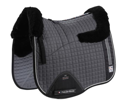Sports Wool European Dressage Square