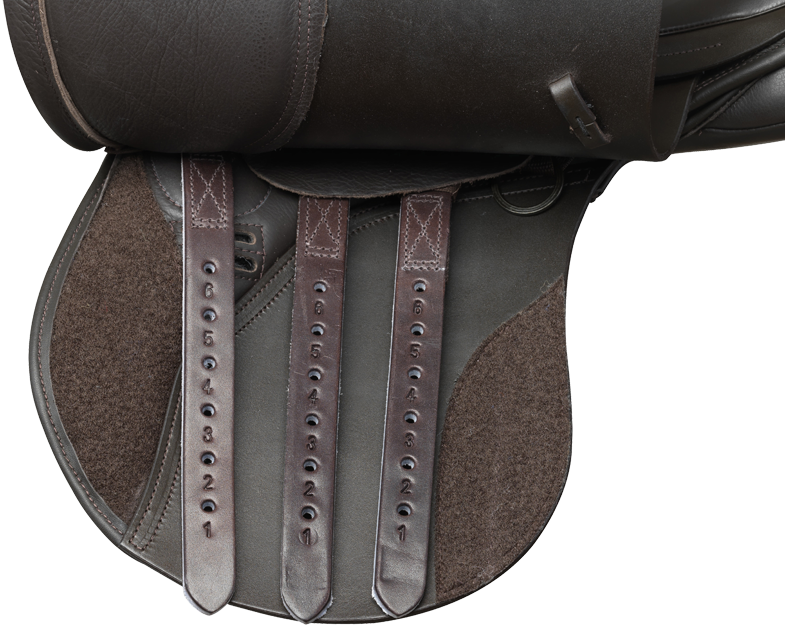 Kent & Masters Pony Club Saddle