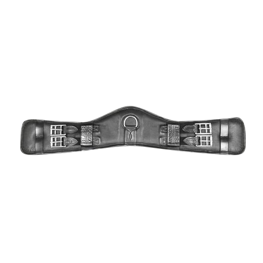 Bliss of London Anatomical Dressage Girth with additional D