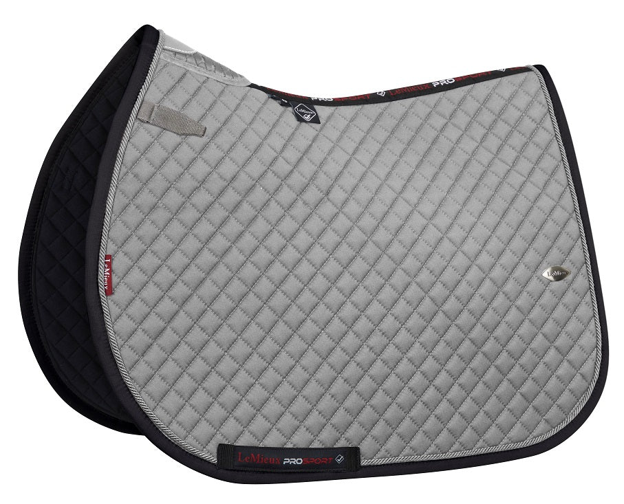 Wither Relief Mesh Jumping Pad Grey