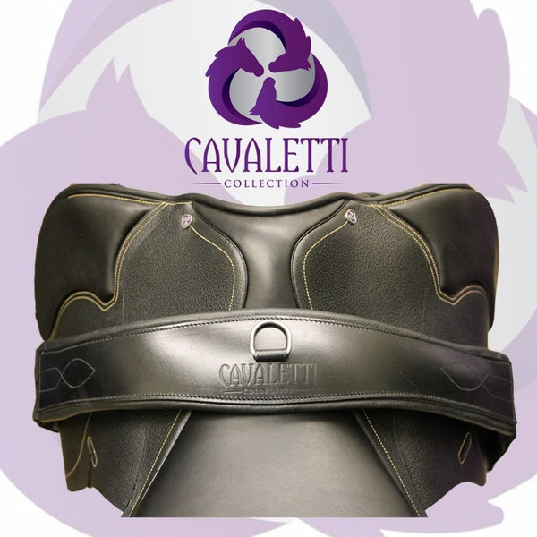Cavaletti Collection ASX Atherstone Jump Girth
