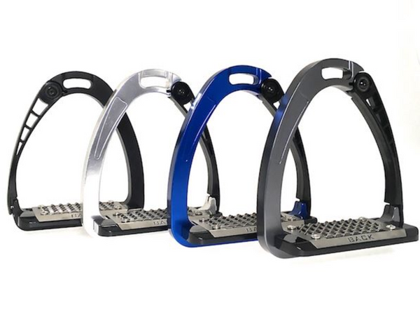 New Arena AluPro Stirrup- 4 colour options!