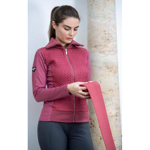 Loire French Rose jacket