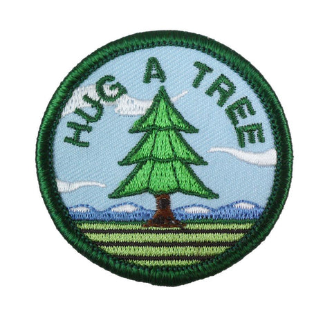 Hug a Tree Patch